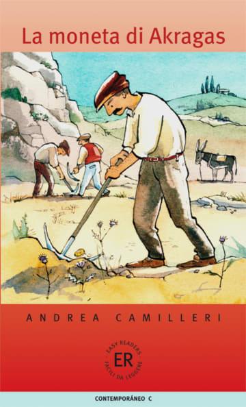 Cover La moneta di Akragas 978-3-12-565866-0 Andrea Camilleri Italienisch