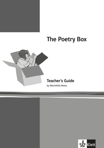 Cover The Poetry Box 978-3-12-571201-0 Lewis Carroll, Mechthild Hesse, William Shakespeare Englisch