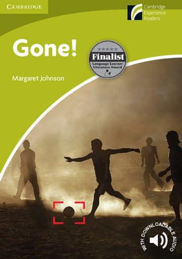 Cover Gone! 978-3-12-573023-6 Margaret Johnson Englisch