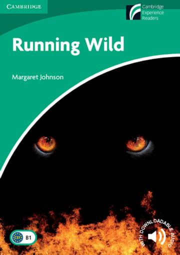 Cover Running Wild 978-3-12-573037-3 Margaret Johnson Englisch