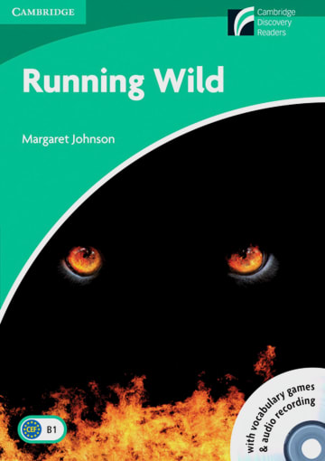 Cover Running Wild 978-3-12-573038-0 Margaret Johnson Englisch