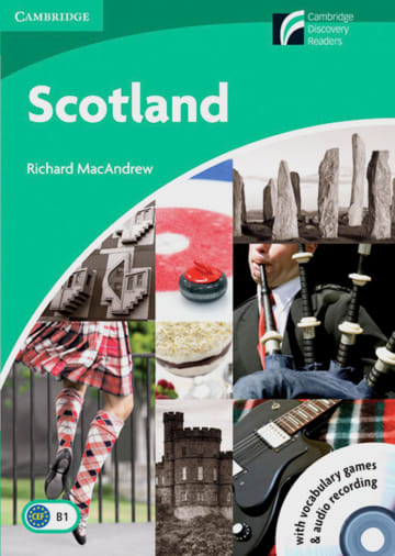 Cover Scotland 978-3-12-573040-3 Richard MacAndrew Englisch
