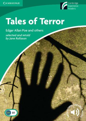 Cover Tales of Terror 978-3-12-573041-0 Ambrose Bierce, Rhoda Broughton, Charles Dickens, Arthur Conan Doyle, Montague Rhodes James, Sheridan Le Fanu, Edith Nesbit, Edgar Allan Poe, Jane Rollason Englisch