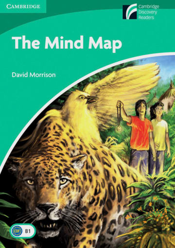 Cover The Mind Map 978-3-12-573043-4 David Morrison Englisch