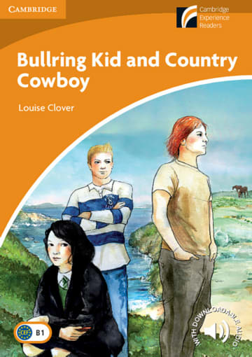Cover Bullring kid and Country Cowboy 978-3-12-573045-8 Louise Clover Englisch