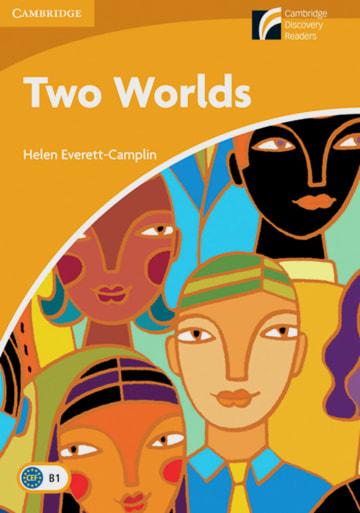 Cover Two Worlds 978-3-12-573051-9 Helen Everett-Camplin Englisch