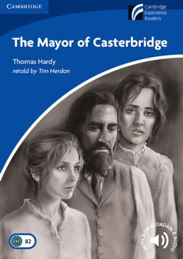 Cover The Mayor of Casterbridge 978-3-12-573053-3 Thomas Hardy, Tim Herdon Englisch