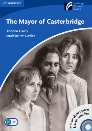 Cover The Mayor of Casterbridge 978-3-12-573054-0 Thomas Hardy, Tim Herdon Englisch