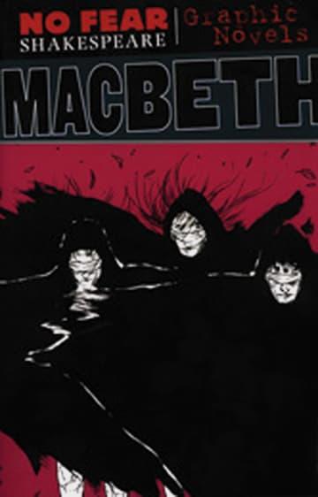 Cover Macbeth 978-3-12-573055-7 William Shakespeare Englisch