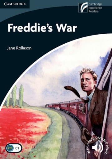 Cover Freddie's War 978-3-12-573068-7 Jane Rollason Englisch