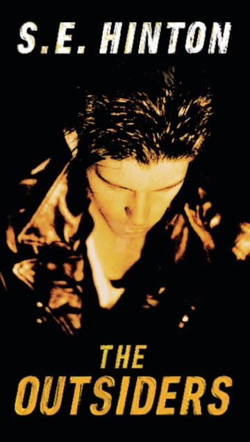 Cover The Outsiders 978-3-12-573741-9 Susan Hinton Englisch
