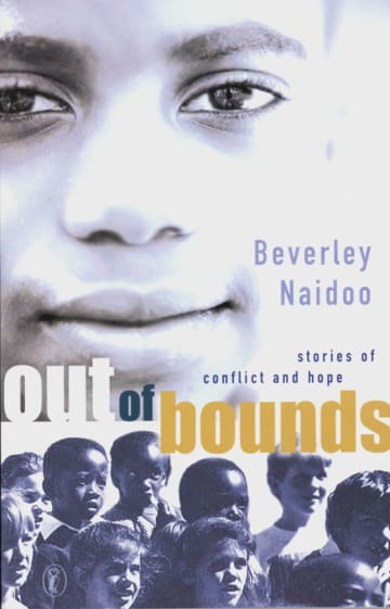Cover Out of bounds 978-3-12-573751-8 Beverley Naidoo Englisch