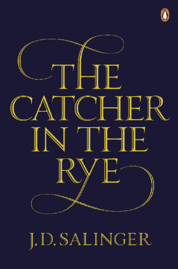 Cover The Catcher in the Rye 978-3-12-573806-5 J.D. Salinger Englisch
