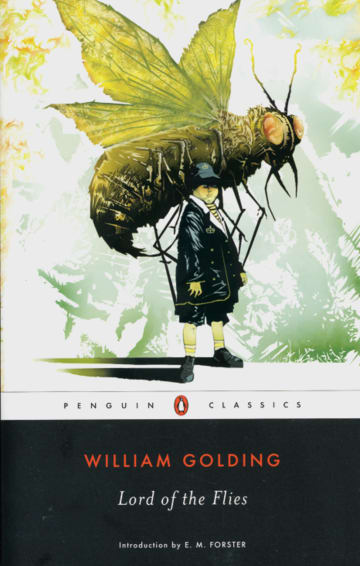 Cover Lord of the Flies 978-3-12-573809-6 William Golding Englisch