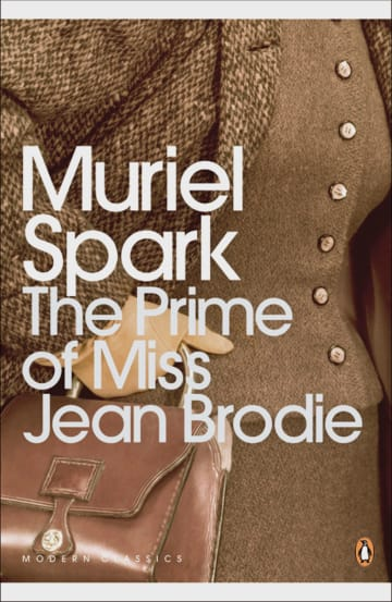 Cover The Prime of Miss Jean Brodie 978-3-12-573817-1 Muriel Spark Englisch
