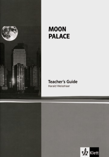 Cover Moon Palace 978-3-12-573836-2 Paul Auster Englisch