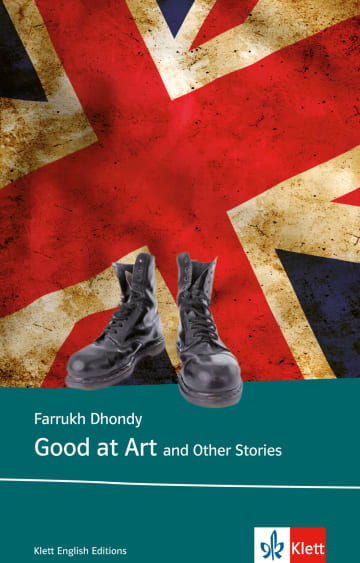 Cover Good at Art and other stories 978-3-12-573844-7 Farrukh Dhondy Englisch