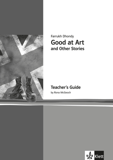 Cover Good at Art and Other Stories 978-3-12-573845-4 Farrukh Dhondy, Rona McGeoch Englisch