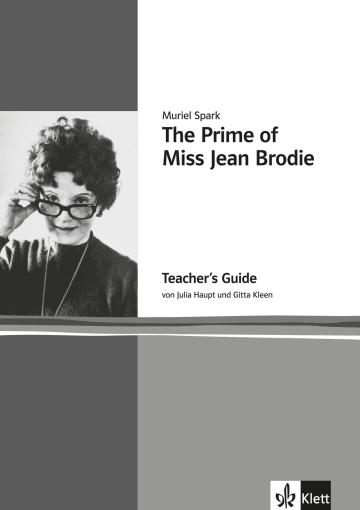Cover The Prime of Miss Jean Brodie 978-3-12-573847-8 Julia Haupt, Gitta Kleen, Muriel Spark Englisch