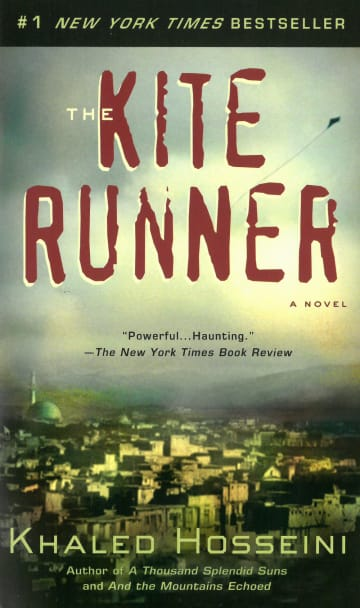 Cover The Kite Runner 978-3-12-573848-5 Khaled Hosseini Englisch