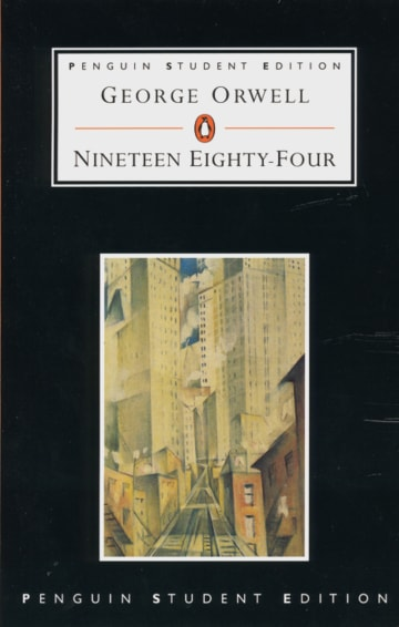 Cover Nineteen Eighty-Four 978-3-12-573913-0 George Orwell Englisch