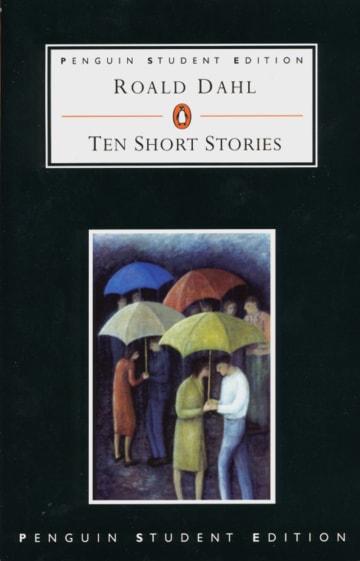 Cover Ten Short Stories 978-3-12-573914-7 Roald Dahl Englisch