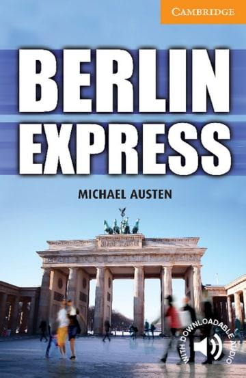 Cover Berlin Express 978-3-12-574002-0 Michael Austen Englisch