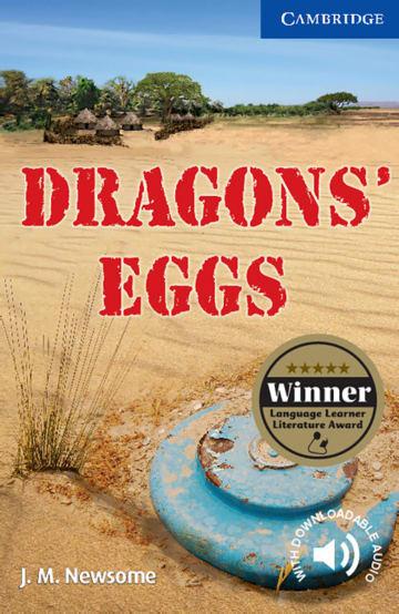 Cover Dragons' Eggs 978-3-12-574004-4 J. M. Newsome Englisch