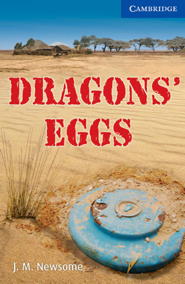 Cover Dragons' Eggs 978-3-12-574005-1 J. M. Newsome Englisch