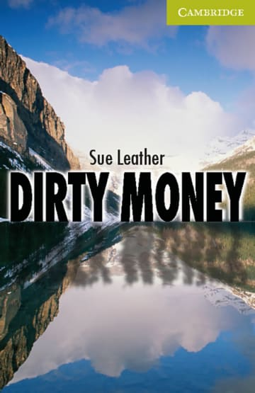 Cover Dirty Money 978-3-12-574081-5 Sue Leather Englisch
