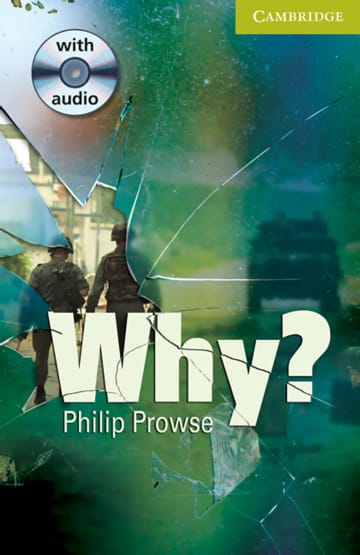 Cover Why? 978-3-12-574098-3 Philip Prowse Englisch