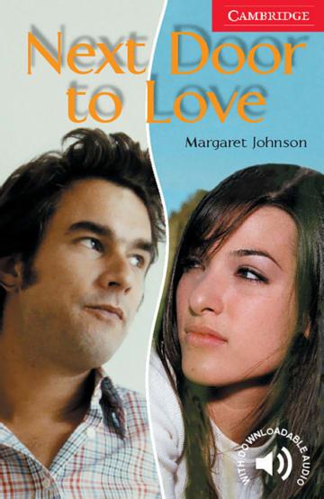Cover Next Door To Love 978-3-12-574119-5 Margaret Johnson Englisch