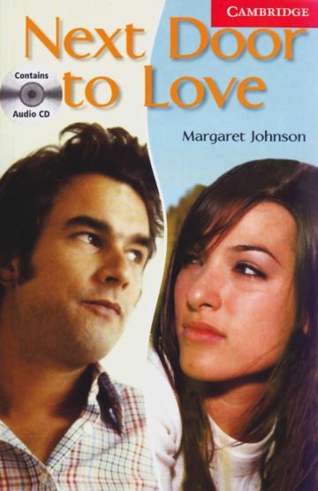 Cover Next Door to Love 978-3-12-574156-0 Margaret Johnson Englisch