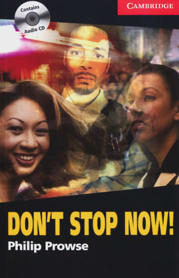 Cover Don't Stop Now! 978-3-12-574162-1 Philip Prowse Englisch