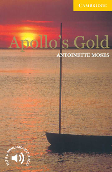 Cover Apollo's Gold 978-3-12-574205-5 Antoinette Moses Englisch