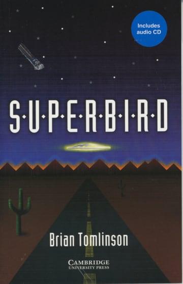 Cover Superbird 978-3-12-574242-0 Brian Tomlinson Englisch
