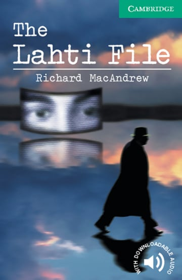 Cover The Lahti File 978-3-12-574320-5 Richard MacAndrew Englisch