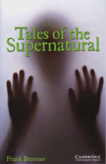 Cover Tales of the Supernatural 978-3-12-574323-6 Frank Brennan Englisch