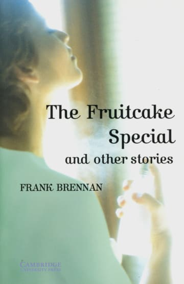 Cover The Fruitcake Special and other Stories 978-3-12-574411-0 Frank Brennan Englisch