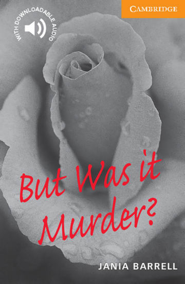 Cover But was it Murder? 978-3-12-574413-4 Jania Barrell Englisch