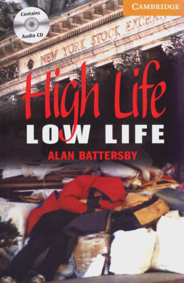 Cover High Life, Low Life 978-3-12-574434-9 Alan Battersby Englisch