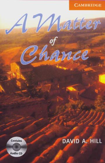 Cover A Matter of Chance 978-3-12-574437-0 David A. Hill Englisch