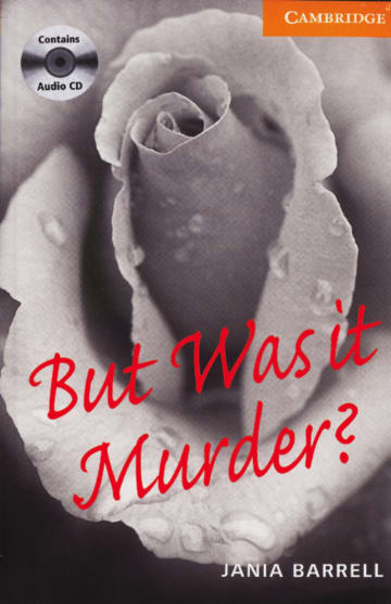 Cover But Was it Murder? 978-3-12-574442-4 Jania Barrell Englisch