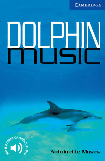 Cover Dolphin Music 978-3-12-574503-2 Antoinette Moses Englisch