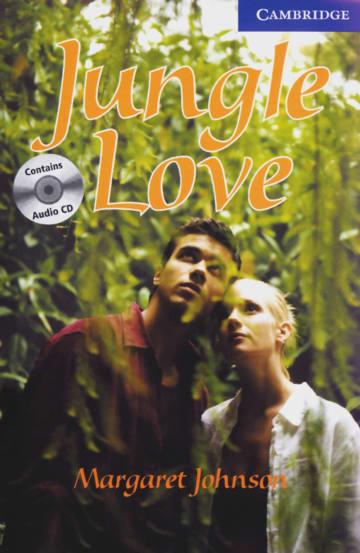Cover Jungle Love 978-3-12-574536-0 Margaret Johnson Englisch
