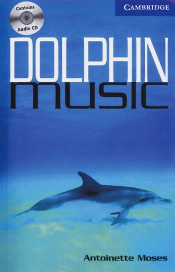 Cover Dolphin Music 978-3-12-574541-4 Antoinette Moses Englisch