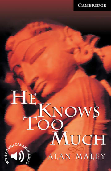 Cover He Knows too Much 978-3-12-574601-5 Alan Maley Englisch