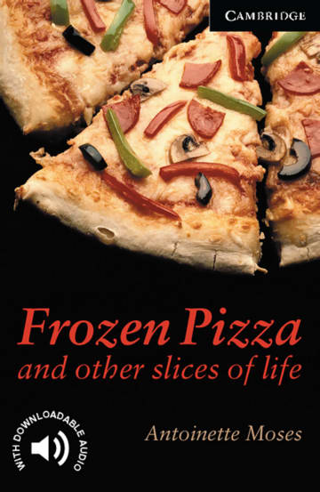 Cover Frozen Pizza and other slices of life 978-3-12-574612-1 Antoinette Moses Englisch
