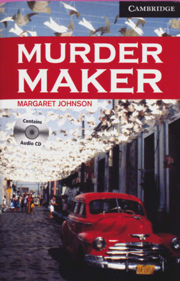 Cover Murder Maker 978-3-12-574616-9 Margaret Johnson Englisch
