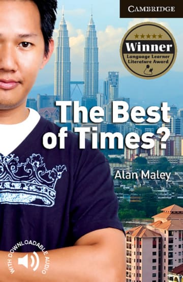 Cover The Best of Times? 978-3-12-574695-4 Alan Maley Englisch